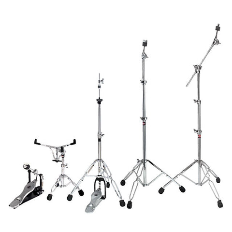 Gibraltar 5700 SERIES HARDWARE PACK - Snare, Cymbal Stands, Bass Drum Pedal