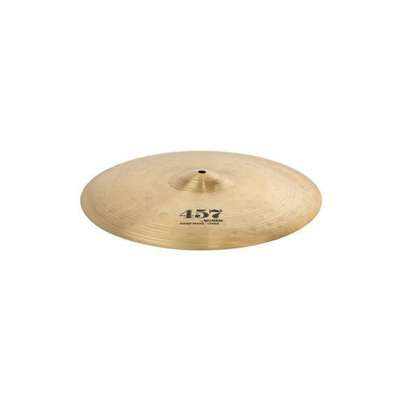 "New! Wuhan 457 Series 12"" Splash Hammered Brilliant Finish Cymbal Fast Ship"
