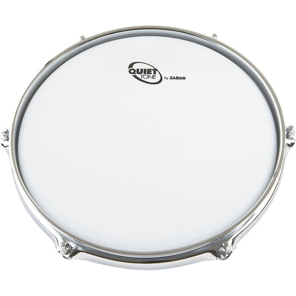 New! Sabian Practice Pad Quiet Tone Classic Drumhead Portable or Mounted QT-10SD