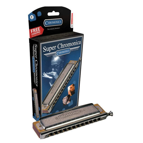 HOHNER SUPER CHROMONICA BP  G