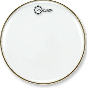 "14"" Supreme Snare Head; Clear Marching Snare Drumh"