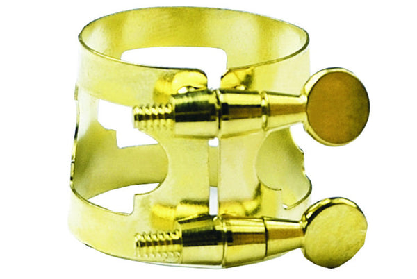 TENOR SAX LIGATURE  GOLD