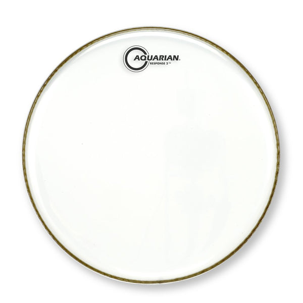 Aquarian Drumheads RSP2-18 Response 2 18-inch Tom Tom Drum Head