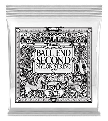 Ernie Ball Ball End Nylon Second String