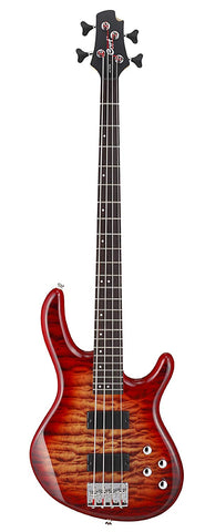 Cort Action Dlx-Crs Solid Body 4 String Bass