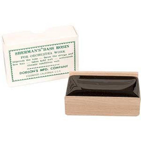(ea)SHERMAN BASS ROSIN