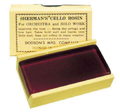 (ea)SHERMAN CELLO ROSIN