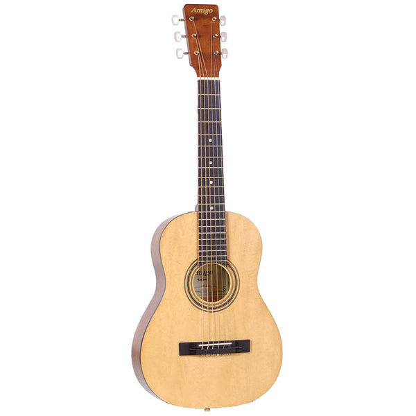 AMIGO GUITAR 1/2 STEEL STRING