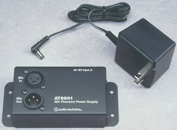A. T. SGL. PHANTOM POWER ADAPT