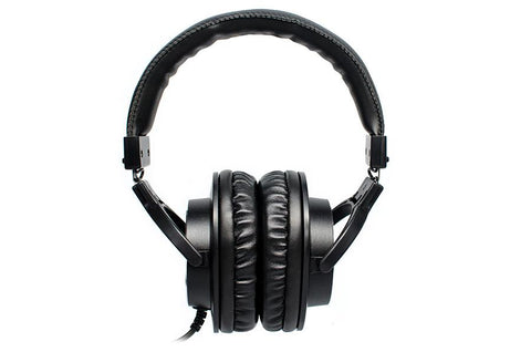 (EA) Headphones Studio Black  45mm Drivers