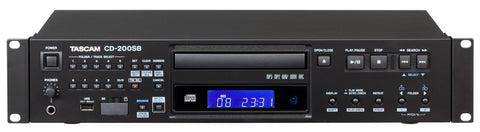 CD PLAYER WITH BLUETOOTH Rcvr Tascam Pro Audio