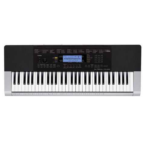 61 NOTE KEYBOARD  BACKLIT SCREEN