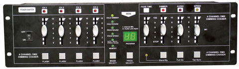 4 CHANNEL DIMMING CHASER