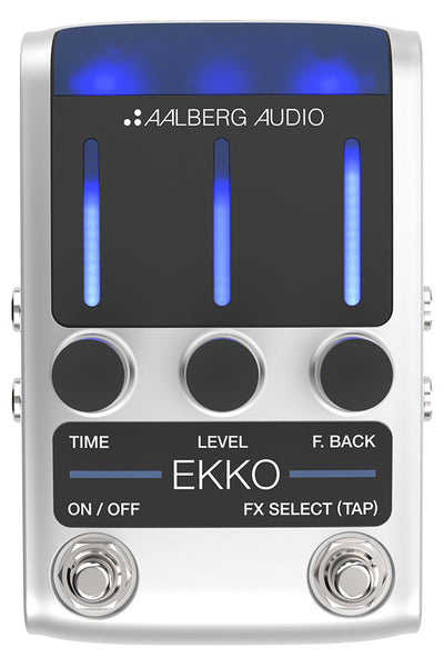 Aalberg EKKO Digital Delay Pdl