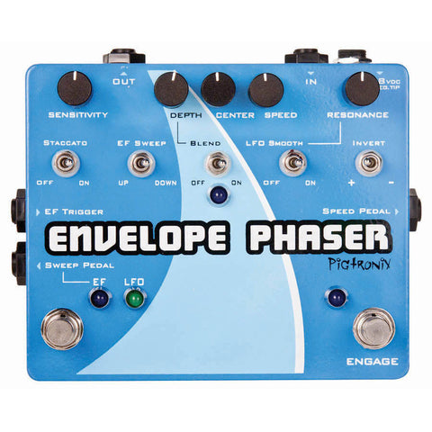 ENVELOPE PHASER PEDAL