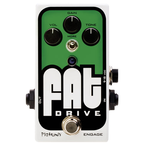 HIGH GAIN ANALOG OVERDRIVE