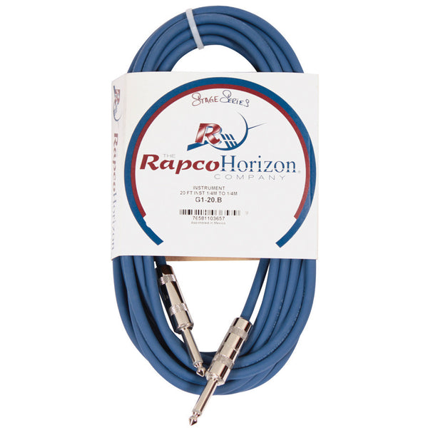 HORIZON 20' GUITAR CABLE