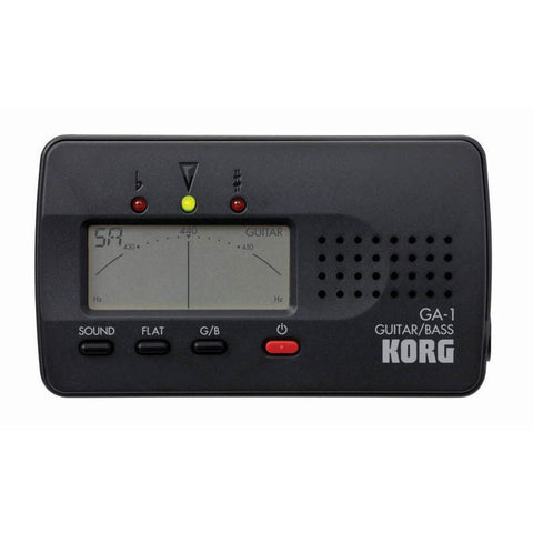 KORG GUITAR AND BASS TUNER