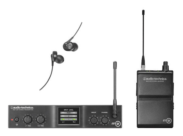AUDIO TECH IN EAR MONITOR