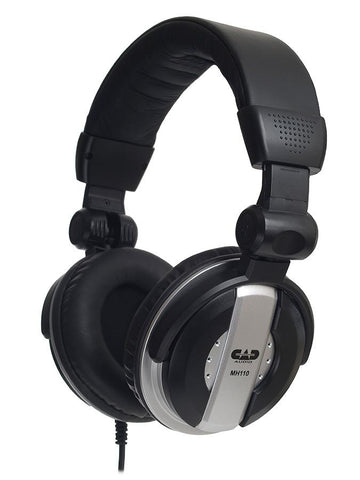 (EA) Headphones Studio Black  50mm Drivers - Easy-Fold