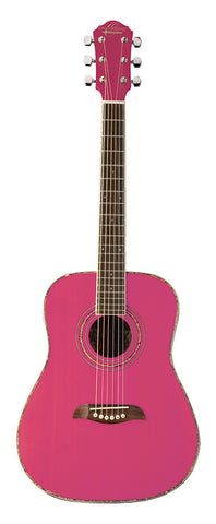 1/2 SIZE DREADNOUGHT PINK     Acoustic