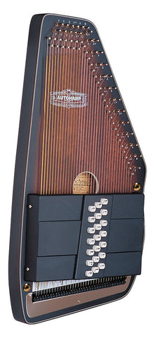 21 Chord Autoharp             Satin Brown