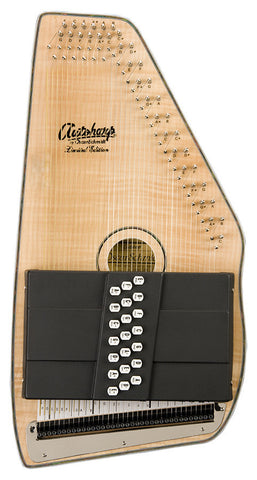 21 Chord Autoharp             Flame Natural