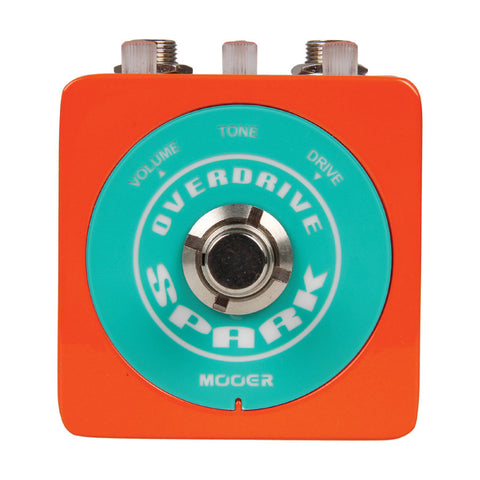 SPARK SERIES OVERDRIVE