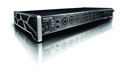 20X20 CHANNEL AUDIO INTERFACE Recording Audio