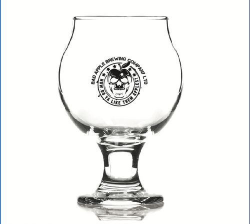 5oz sample beer glass
