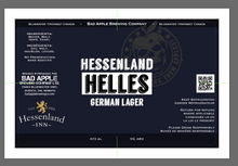 Load image into Gallery viewer, Hessenland Helles