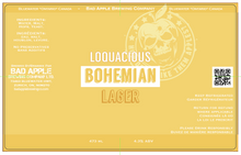 Load image into Gallery viewer, Loquacious Bohemian Lager
