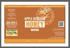 Apple Blossom Honey Brown