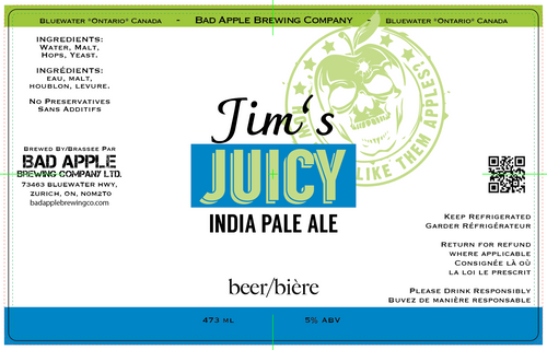 Jim's Juicy IPA