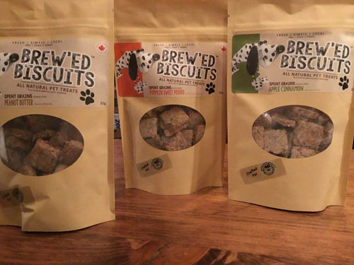 Brewed Dog Biscuits