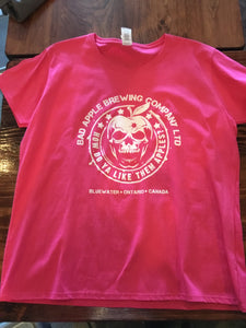 Bad Apple Brewing Company Ladies Tee shirts