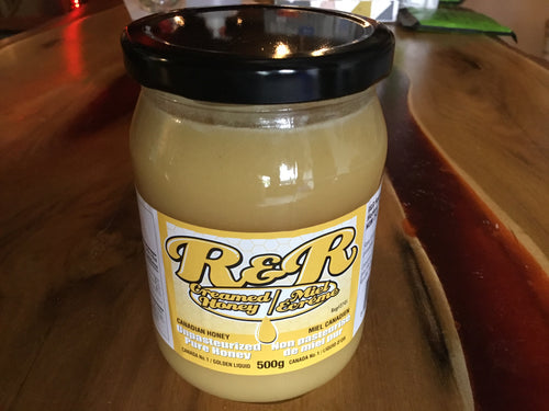 500g Creamed Honey