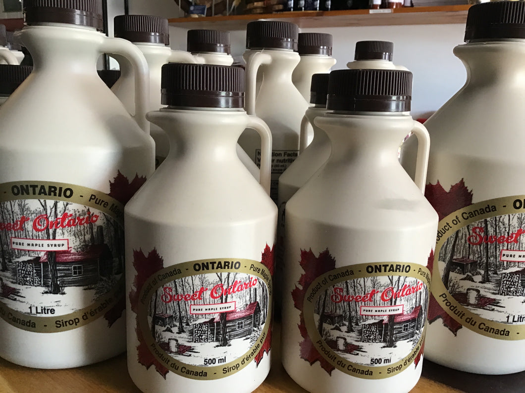 Bayfield Maple Syrup