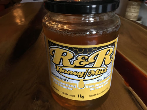 Jar of honey 1 kg