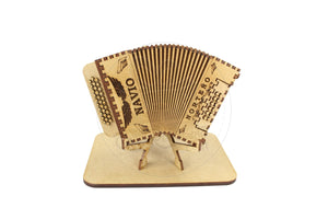Mini Acordeon Ideal Para Regalar A Un Musico