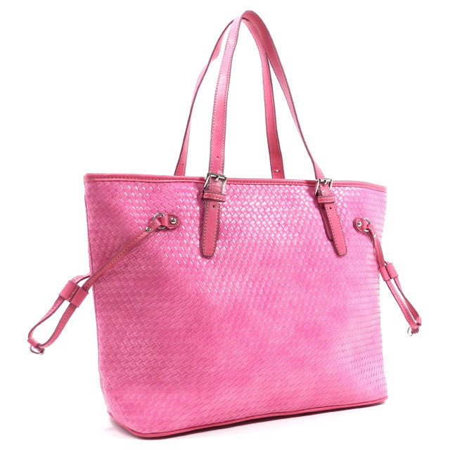Grace-Large pink Handbag
