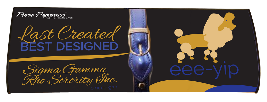 SisteRHOod (SGRHO Black Clutch)