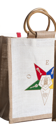 Large Shopping  OES Jute