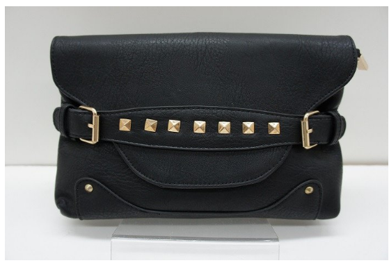 Bianca (Black Fashion Clutch)