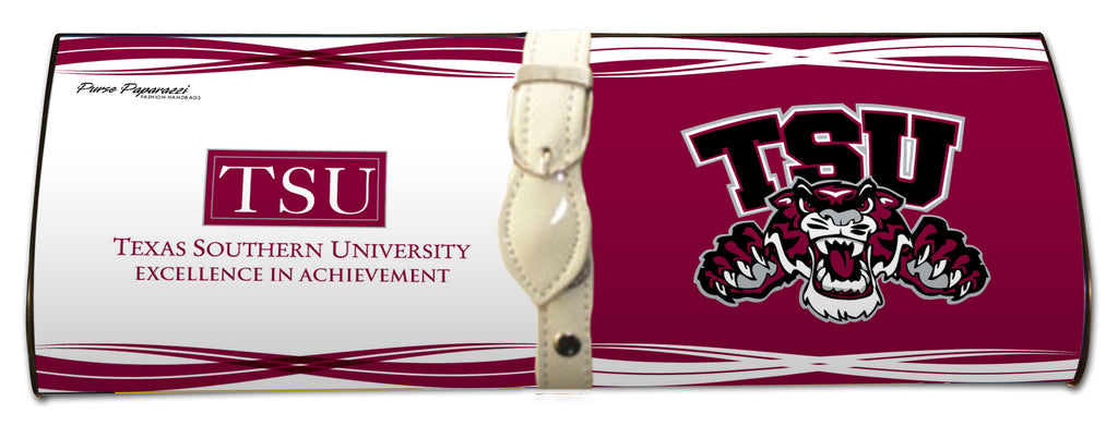 Texas Southern University (TSU) Clutch