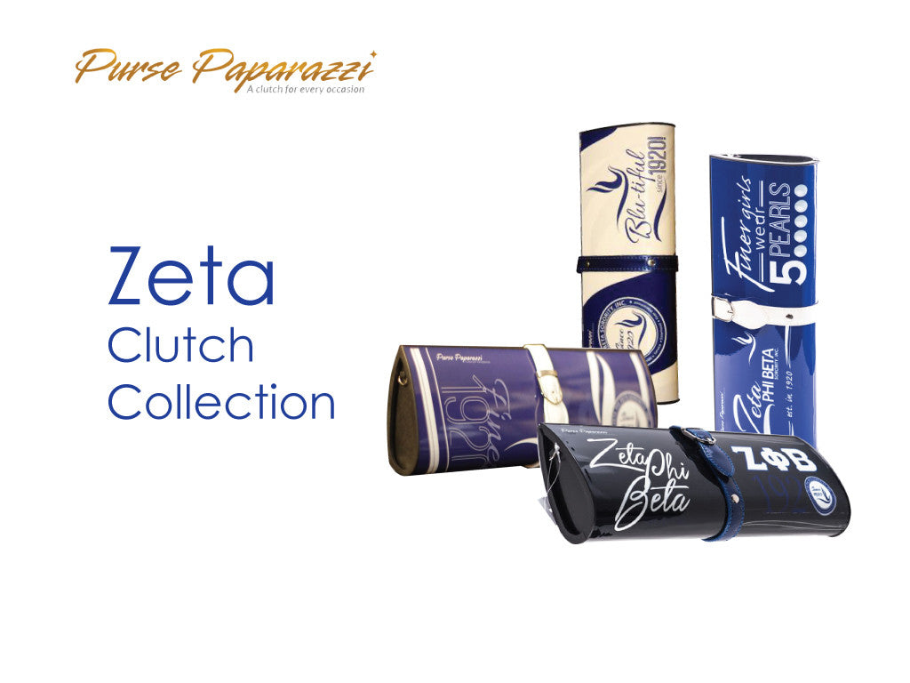 Zeta Clutch Collection!