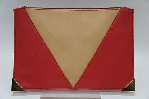 Tangie (Tan and red Clutch)