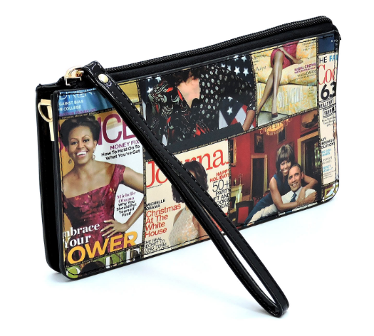 Michelle Obama Color Crossbody/Wallet/Wristlet