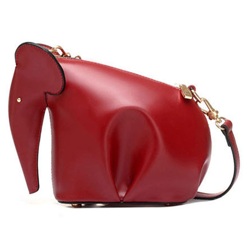 Red Elephant Cross body Bag