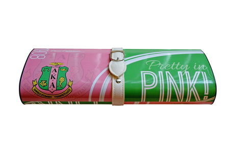 Alpha-Custom  magazine clutch for Alpha Kappa Alpha Sorority Inc